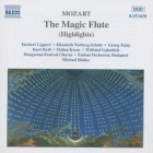 Mozart - The Magic Flute (Highlights) CD (VG/VG+) -klassinen-