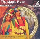 Mozart - The Magic Flute 2CD (M-/M-) -klassinen-