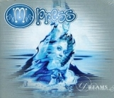 Mpress - Dreams Don't Come Easy CDS (VG/VG+) -dance-