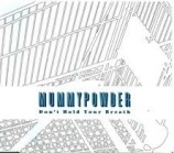 Mummypowder - Don't Hold Your Breath CDS (VG+/M-) -power pop-