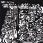 Murder-Suicide Pact - Murder-Suicide Pact LP (VG+/VG+) -hardcore-