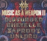 Music As A Weapon II CD+DVD (M-/VG+)