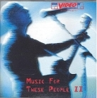 Music For These People II CD (M-/M-)
