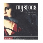Mystons - Let The Darkness Rest In Peace PROMO CDS (VG+/M-) -stoner rock-