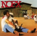 NOFX - Heavy Petting Zoo CD (VG+/M-) -punk rock-