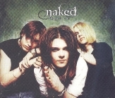 Naked - Hard To Get CDS (M-/M-) -glam rock-