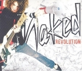 Naked - Revolution CDS (M-/M-) -glam rock-