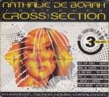 Nathalie De Borah - Cross The Section 3CD (VG+/M-) -house-