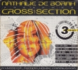 Nathalie De Borah - Cross The Section 3CD (M-/VG+) -house-