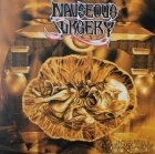 Nauseous Surgery - Immortal Warriors LP+7'' (M-/M-) -death metal-