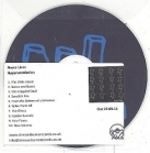 Nazca Lines - Hyperventilation PROMO CD (VG+/-) -post-punk-