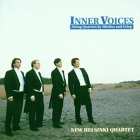 New Helsinki Quartet - Inner Voices CD (M-/M-) -klassinen-