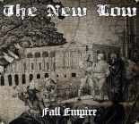 New Low - Fall Empire CD (avaamaton) -hardcore-