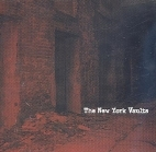 New York Vaults - The New York Vaults CDEP (VG/M-) -punk rock-