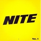 Nite - No. 1 CDEP (M-/M-) -hard rock-