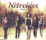 Nitrokiss - Addiction CDS (M-/M-) -glam rock-