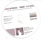 Nitrokiss - Awake PROMO CDS (VG+/-) -glam rock-