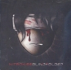 Nitrokiss - Blindfolded CD (M-/M-) -glam rock-