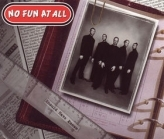 No Fun At All - Should Have Known CDS (VG+/M-) -punk rock-