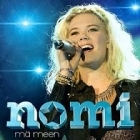 Nomi - Mä meen CDS (VG+/VG+) -pop-