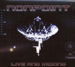 Nonpoint - Live And Kicking CD+DVD (VG+/VG+) -nu metal-