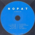 Nopat - Valonkajoa CD (VG+/-) -indie pop-