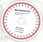Old School Jr - Think Like Kierkegaard / Freedom CDS (VG/-) -reggae-