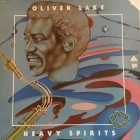 Oliver Lake - Heavy Spirits LP (VG+/VG+) -jazz-