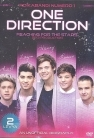 One Direction - Reaching For The Stars 2DVD (VG/M-) -dokumentti-