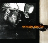 Orange Sector - Untertage E.P. CDEP (M-/VG+) -ebm-