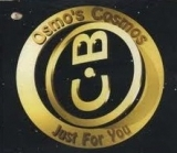 Osmo's Cosmos - Just For You CDS (VG+/M-) -hard rock-
