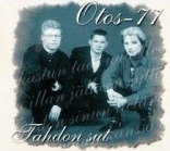 Otos-77 - Tahdon sut CDS (VG+/M-) -pop rock-