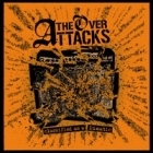 Over Attacks - Classified As A Lunatic CD  (VG+/VG+) -punk rock-