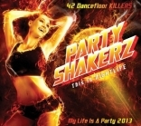 Party Shakerz - This Is Nightlife 2CD (M-/M-)