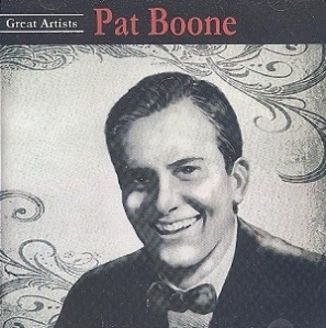 Pat Boone - Great Artists CD (M-/M-) -pop-