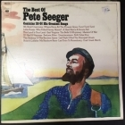 Pete Seeger - The Best Of Pete Seeger 2LP (VG+/VG+) -folk-