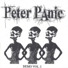 Peter Panic - Demo Vol 1 CDEP (VG/VG+) -punk rock-