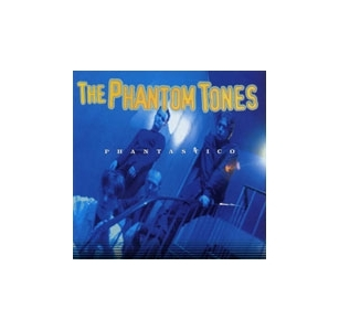Phantom Tones - Phantastico CDEP (VG/M-) -power pop-