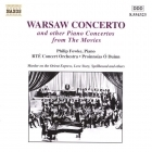Philip Fowke - Warsaw Concerto And Other Piano Concertos From The Movies CD (M-/M-) -klassinen-