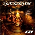 Pitchshifter - PSI CD (VG+/M-) -industrial rock-