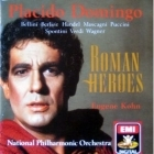 Placido Domingo - Roman Heroes CD (M-/M-) -ooppera-