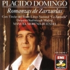 Placido Domingo - Romanzas De Zarzuelas CD (M-/M-) -ooppera-