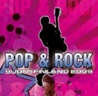 Pop & Rock - Suomi Finland 2009 CD (VG+/M-)