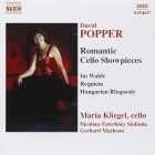 Popper - Romantic Cello Showpieces CD (M-/M-) -klassinen-
