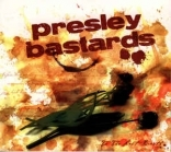 Presley Bastards - ...To The Last Breath CDEP (VG+/VG+) -punk rock-