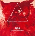 Q&A - My Tongue Carries Knives PROMO CDS (VG/M-) -folk rock-
