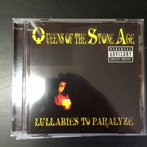 Queens Of The Stone Age - Lullabies To Paralyze CD (VG+/M-) -stoner rock-