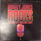 Quincy Jones - Roots (The Saga Of An American Family) LP (VG+-M-/VG+) -soul/gospel-