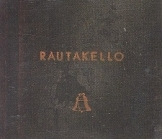 Rautakello - Rautakello CDS (VG+/M-) -heavy metal-