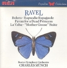 Ravel - Bolero / Rapsodie Espagnole / Pavan For A Dead Princess / La Valse / Mother Goose Suite CD (VG/VG+) -klassinen-